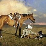 Amanda Cowan - AQHA America's Horse in Art