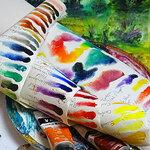 Zsuzsanna Pataki - WEDNESDAY Art Course: The Power of colours (advanced)