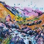 Zsuzsanna Pataki - SATURDAY Art Course: The Power of Colours in Semi-Abstract