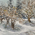 Liesel Lund - Holiday Show, South Whidbey Island- Whidbey Art Market