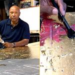 Duke Windsor - Duke Windsor Gold Leaf Workshop---SOLD OUT!!!
