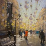 Shuk Susan Lee - PSNC's 5th Annual Pure Color Annual Online Juried Exhibition
