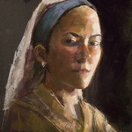 "Shuk Susan Lee - Salmagundi Club's ""Figuratively Speaking"" Exhibition"