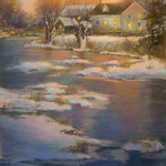Shuk Susan Lee - Pastel Society of Maine Juried Member online show 2021