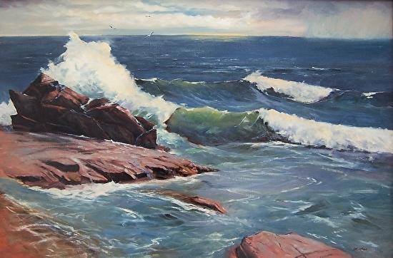 Acadia Shore -