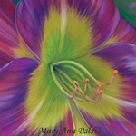 Great Lakes Pastel Society  - MARY ANN PALS