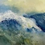 Karen Pinard - Waves, Wind and Sand