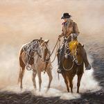 Brigitte Scanlon - Sonoran Arts League Top Shelp Invitational Small Works Art Show