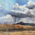 Kathy Rennell Forbes - Painting Skies in Watercolor