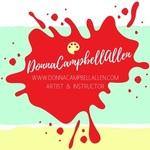 Donna Allen - Draw & Paint Class