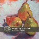 Heartland Art Club - Oil Painting Workshop with Sandy Haynes