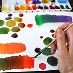 Svitlana Prouty - Watercolor Basics