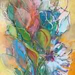 Anne Kindl - Floral Abstract Expressions