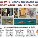 Artists Incorporated - GRAND RIVER ART WALK