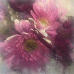 Lisa Regopoulos - Painting Florals in Pastel