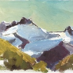 Lisa Flynn - 2020 Taos Plein Air Juried Members Online Exhibition