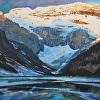 Lake Louise Rising