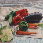 Kimberley Scoble - Connecticut Women Artists Annual Members' Juried Show