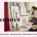 Mary-Gail King - Art Adventures: 6 Month Art Subscription