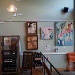 Gail Sjoman, Art Liaisons - Art Exhibit at Philz Coffee Sunnyvale