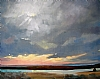 "Warner Valley Sunset #1 by Janice Druian Oil ~ 16"" x 20"""