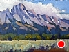 "Surrounding Majesty by Janice Druian Oil ~ 6"" x 8"""