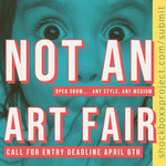 Kara Greenwell - Not An Art Fair