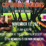Joe A. Oakes - Capturing Shadows in Acrylic with Joe A. Oakes