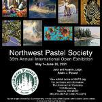 Kim Eshelman - Northwest Pastel Society 35th Annual International Exhibition