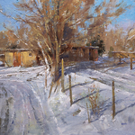 Albert Handell - DECEMBER 2021 - SANTA FE WORKSHOP