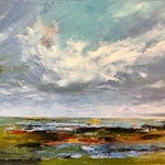 Kari Feuer - Painting the Imagined Landscape