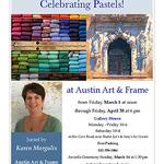 Cecile Clause de Ramirez - Austin Pastel Society Annual Juried Members Exhibition