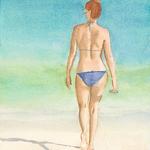Judy Steffens - small works - BIG TALENT