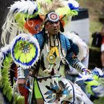 Powder River Art Gallery LLC - Healing Dance with Larry Yazzie