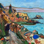 James Hartman - At the Edge of the World, Bay Area Artists Explore the Landscape
