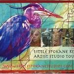 LR Montgomery - Little Spokane River Artist Studio Tour