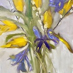 Maryclare Heffernan - Petals and Feathers