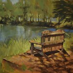 """Sherry Whitney - """"Doing Well, Thank You"""" juried art exhibition"""