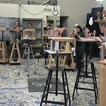 Adam Matano - Animal Sculpture Studio Class