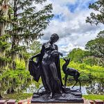 Adam Matano - Brookgreen Gardens Animal Sculpture
