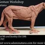 Adam Matano - Online Gesture Workshop