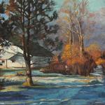 Teri Utz Bersee - 2021 Great Lakes Pastel Society Small Works Members' Exhibition