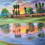 Diane McClary - Basic Impressionist Art I 'Painting Mountains'
