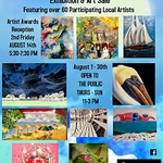 Stirling Art - Imagine Art Exhibit & Sale