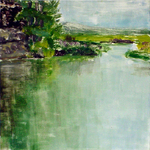 Carolyn Letvin - Plein Air Monotypes for Oil Painters � No Press Required!