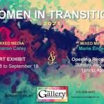 Downtown Artist Cellar - Women in Transition