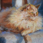 Cheryl A Hufnagel - It's Raining Cats and Dogs