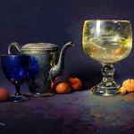 David Cheifetz - Still Life Composition & Painting