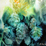 Katie Turner - Central New York Watercolor Society Fall Juried Show