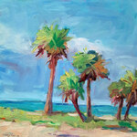 Cindy Vener - Acrylic Painting Series of One-Day Workshops